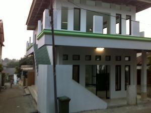 Status pembangunan sampai dengan 10 Juni 2009